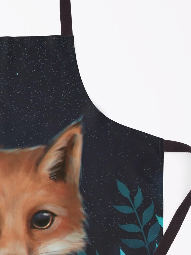 Alternate view of Fox Apron