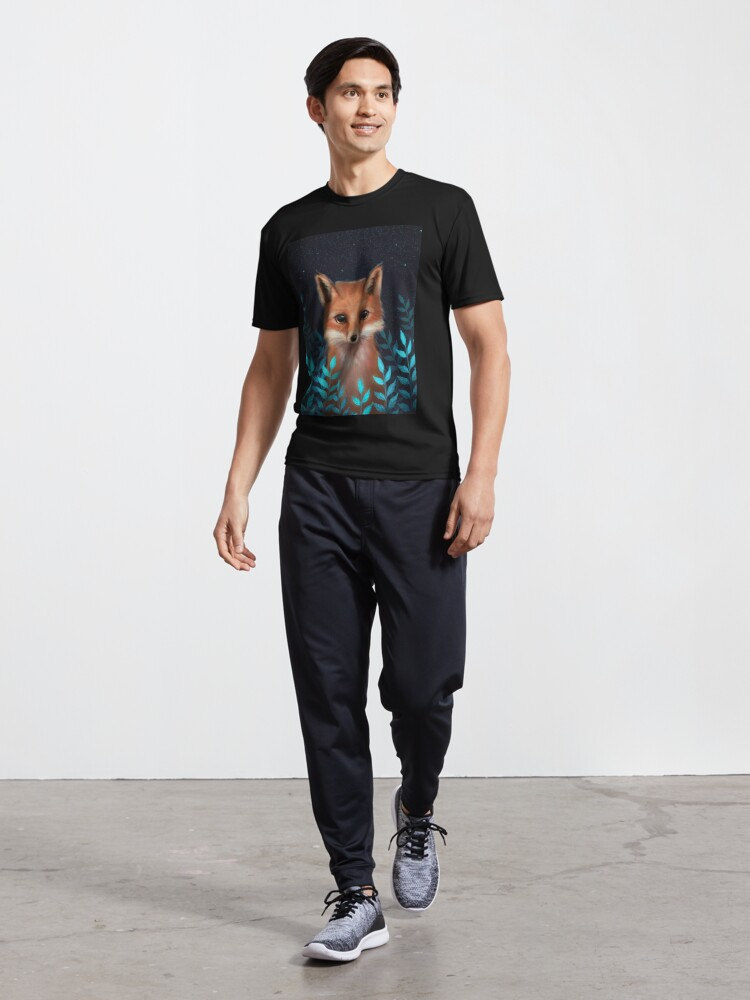 Alternate view of Fox Active T-Shirt
