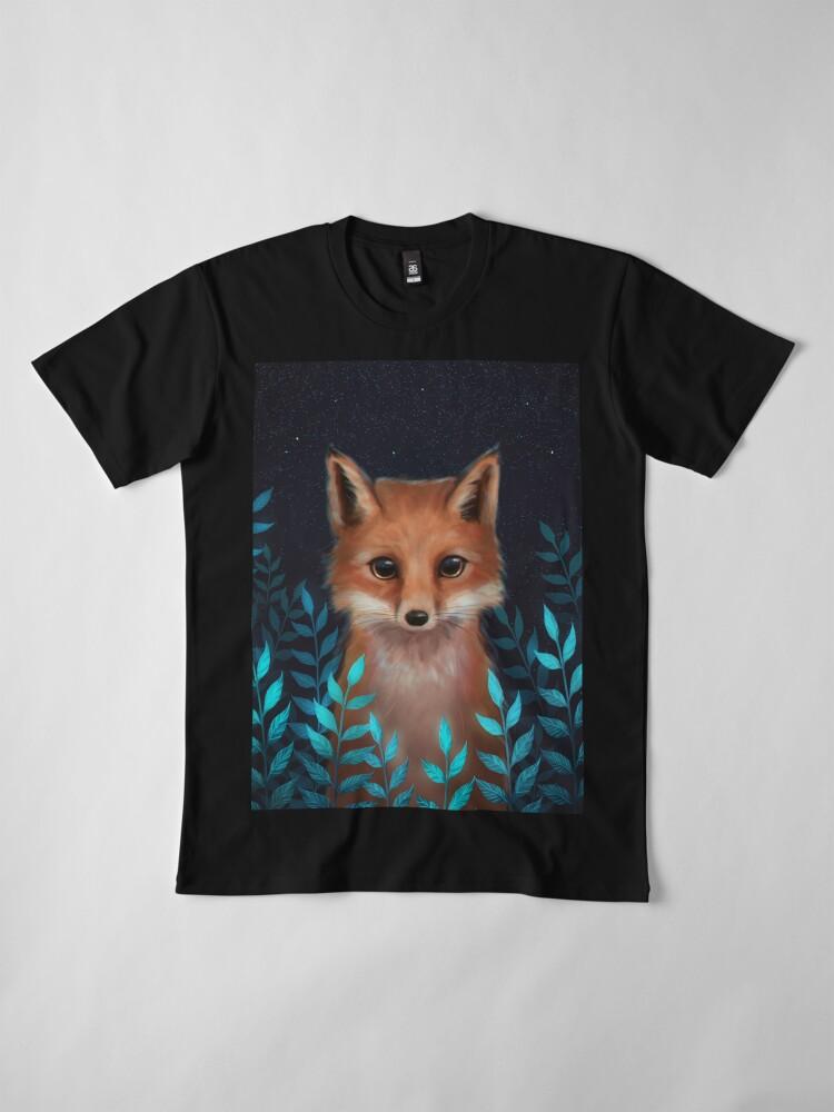 Alternate view of Fox Premium T-Shirt