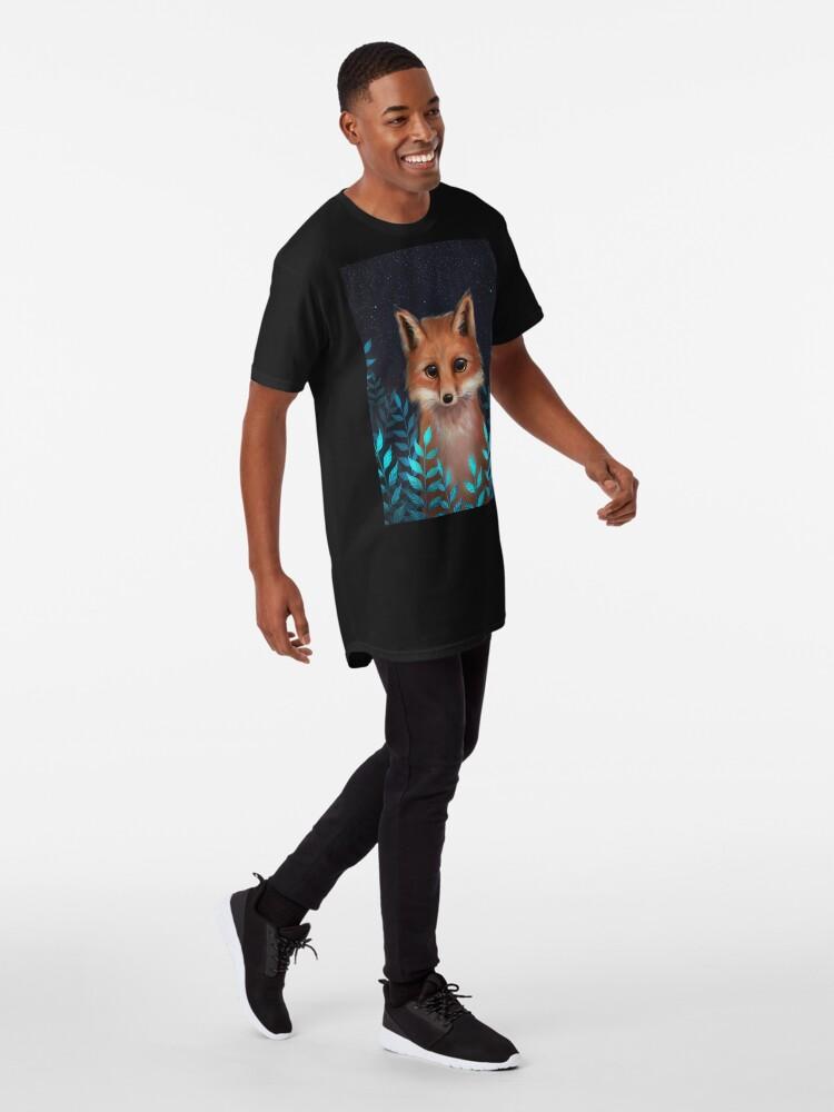 Alternate view of Fox Long T-Shirt