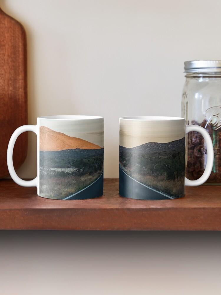 Alternate view of Road To Nowhere Mug