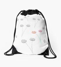 Flourish Drawstring Bag