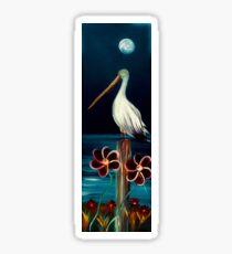 Pelican Paradise Sticker