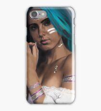 Dj Tigerlily iPhone Case/Skin