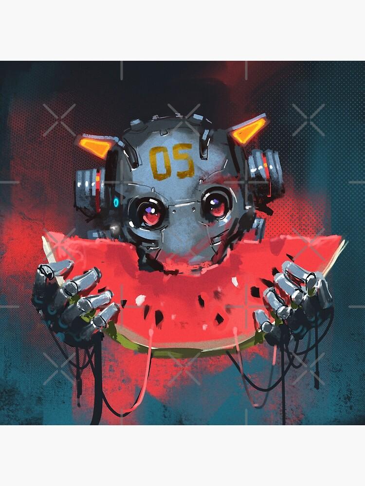 Watermelon by NinjaJo