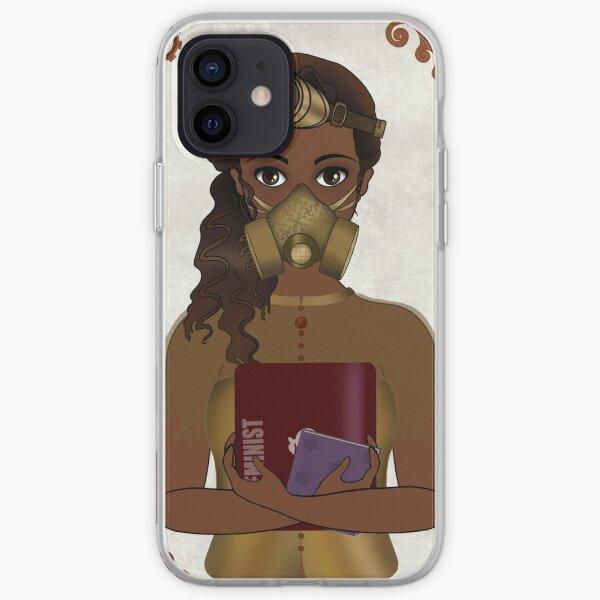 Lecturer (STEAMpunk Art) iPhone Soft Case