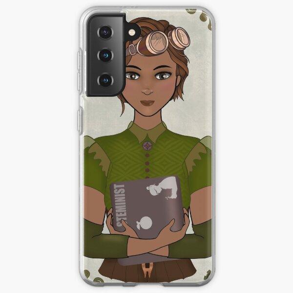 Teaching Assistant (STEAMpunk Art) Samsung Galaxy Soft Case