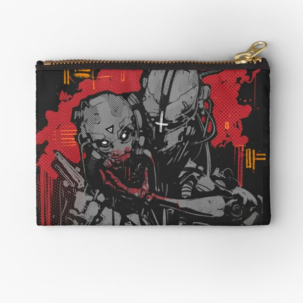Troublemakers Zipper Pouch