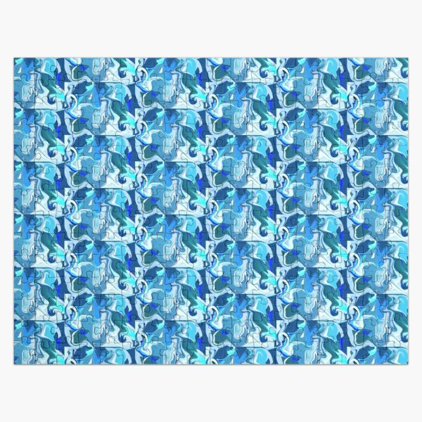 Blue Marble Jigsaw Puzzle