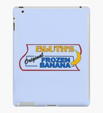 bluth's original frozen bananas iPad Case/Skin