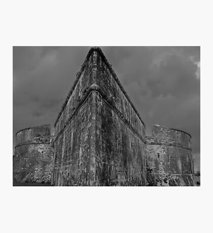 Fort Fincastle  Photographic Print