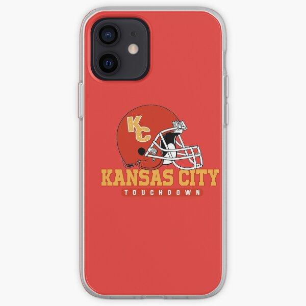 Kansas City Football Team iPhone Soft Case