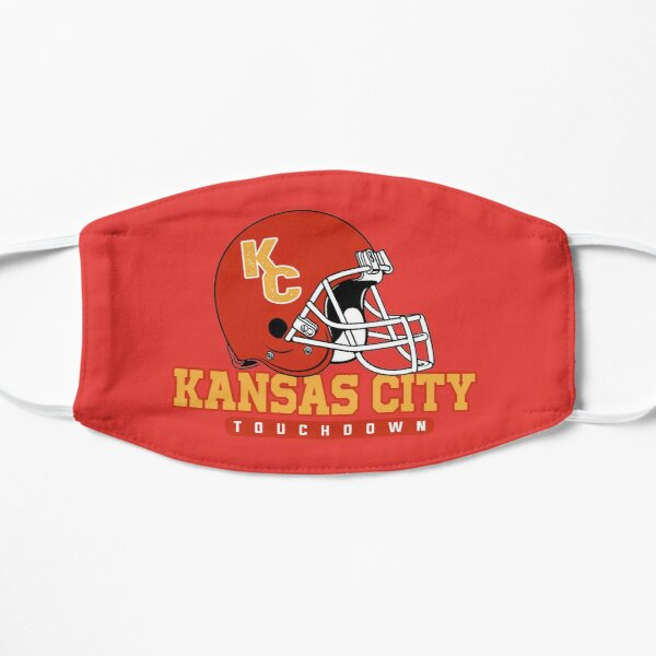 Kansas City Football Team Mask