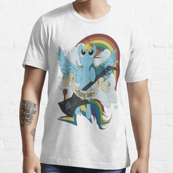A dashing flying solo! Essential T-Shirt