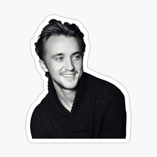 Tom felton Sticker