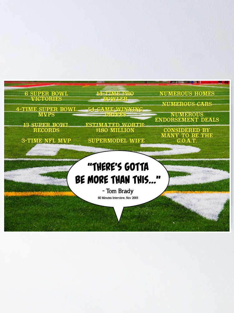 Alternate view of There's Gotta Be More Than This - 1 Poster