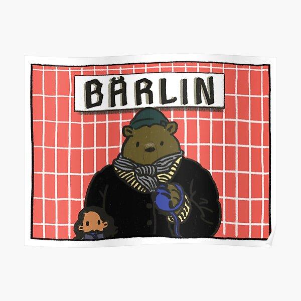 Bärlin Poster