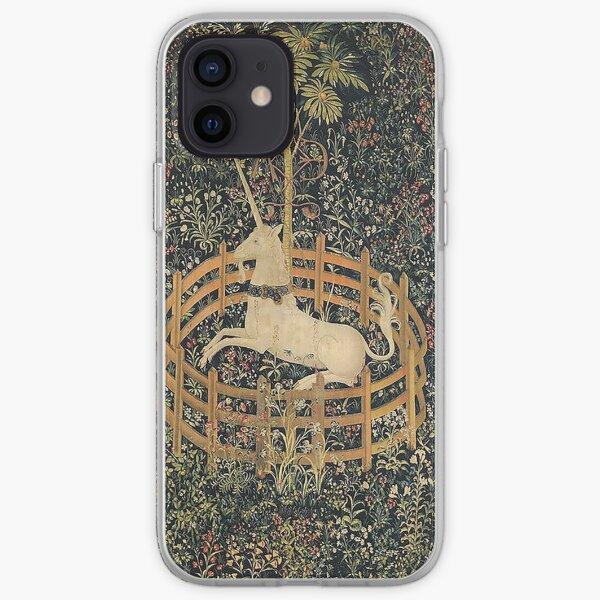 The Unicorn in Captivity, Netherlands ; Met iPhone Soft Case