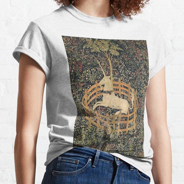 The Unicorn in Captivity, Netherlands ; Met Classic T-Shirt