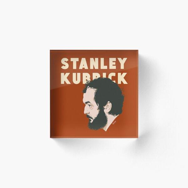 Stanley Kubrick Acrylic Block