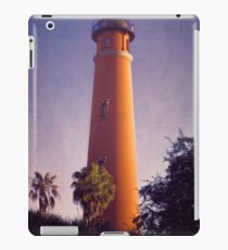 Ponce de Leon Lighthouse iPad Case/Skin