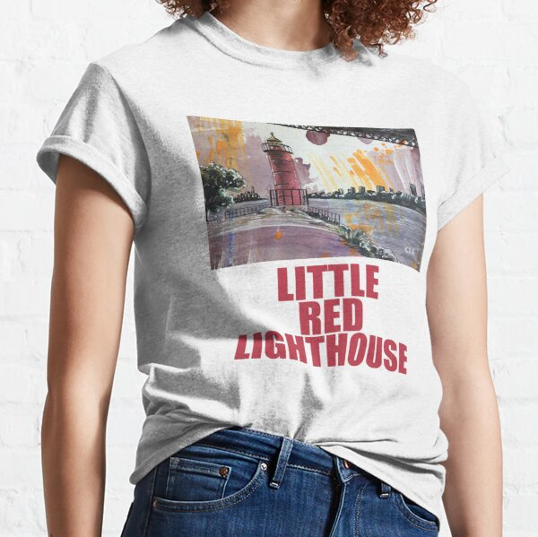LITTLE RED LIGHTHOUSE Classic T-Shirt