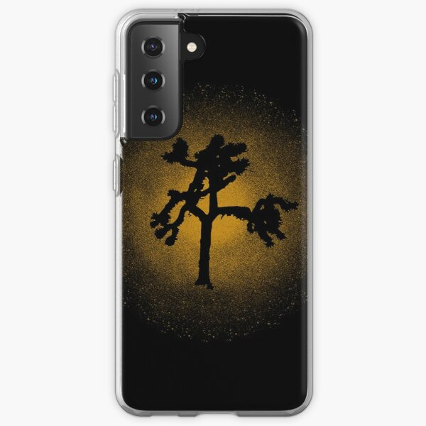 Joshua Tree Gold 30th Samsung Galaxy Soft Case