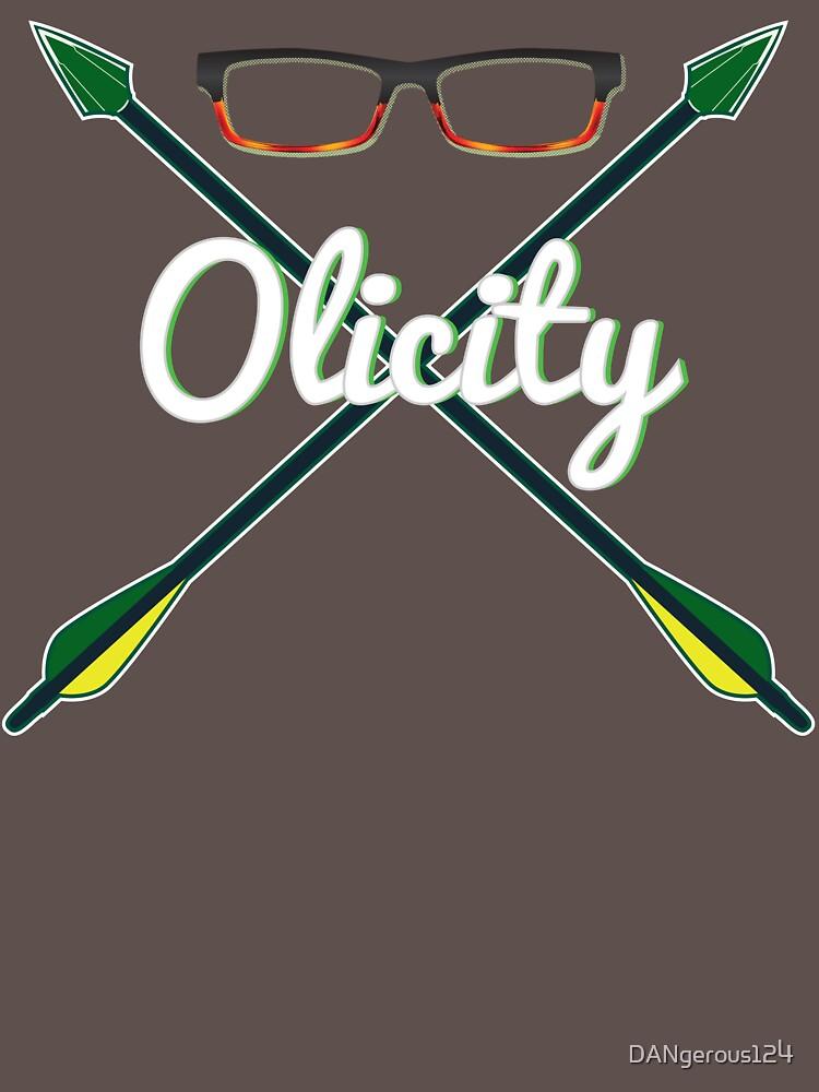 Olicity Shipper (Dark) | Women's T-Shirt