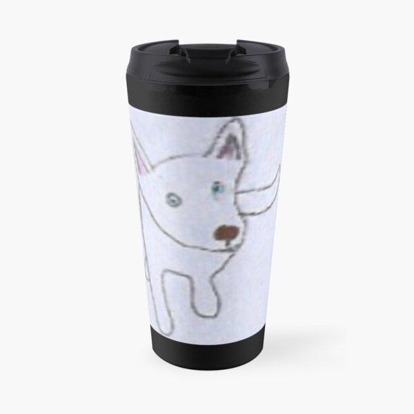 Astro The Husky Travel Mug