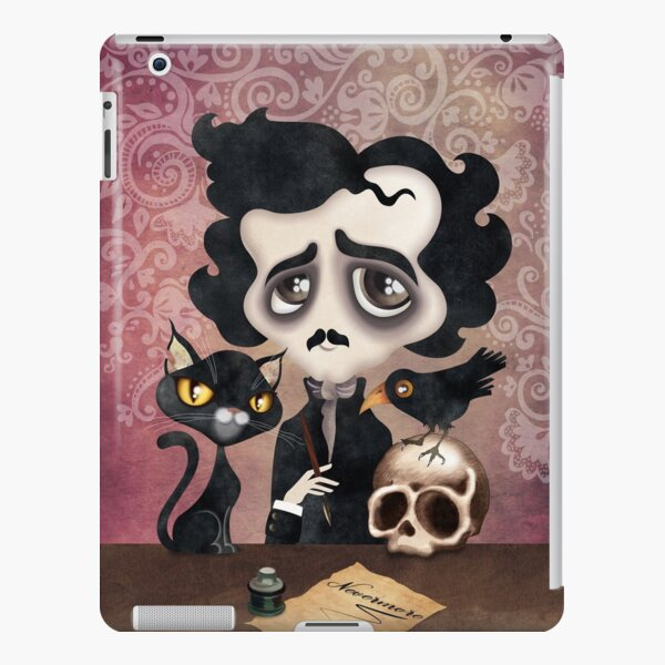 Edgar Poet iPad Snap Case