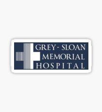 Grey-Sloan Memorial Hospital Sticker