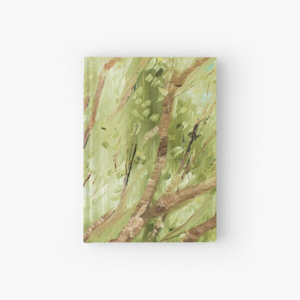 Seclusion  Hardcover Journal