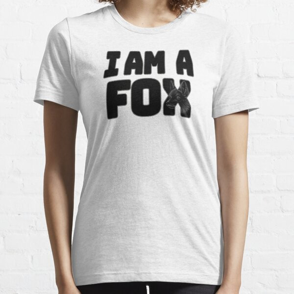 I am a fox Halloween costumes Lazy easy funny 2020| fox Halloween costumes funny| masks fox easy halloween costumes for teenage girl Essential T-Shirt