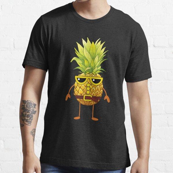 I am a Pineapple Dwarf Halloween costumes Lazy easy funny 2020| Pineapple halloween costumes funny| masks Pineapple easy halloween costumes for teenage girl Essential T-Shirt