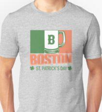 Boston - St. Patrick's Day T-Shirt