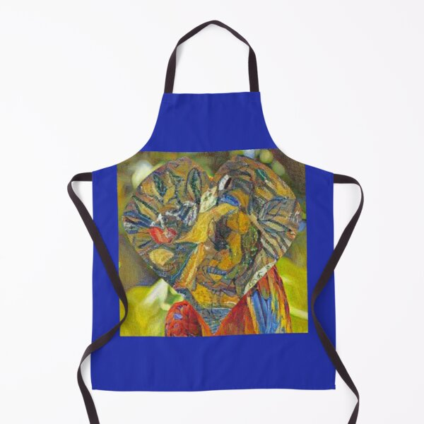 Heart Wing Apron
