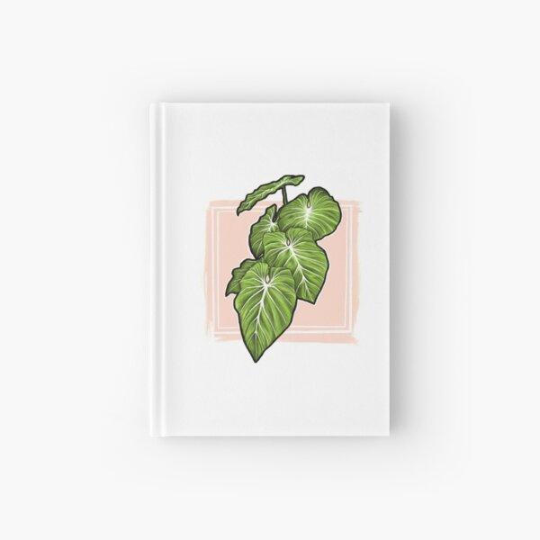 Philodendron Gloriosum Print Hardcover Journal