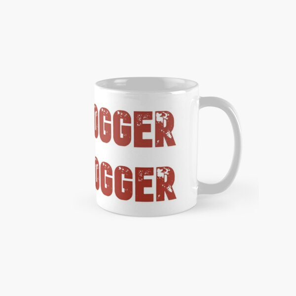 Work from Home Top Blogger Classic Mug