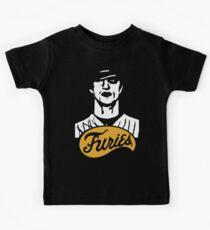 The Warriors Baseball Furies Kids Tee