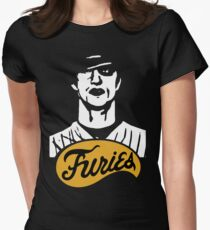 The Warriors Baseball Furies Women's Fitted T-Shirt