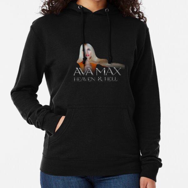 Heaven & Hell von Ava Max Album T-Shirt Leichter Hoodie