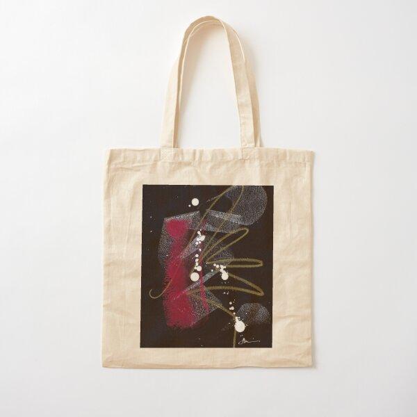 Effusing Gratitude Cotton Tote Bag
