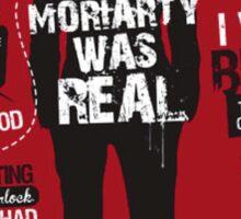 Sherlock, moriarty Sticker