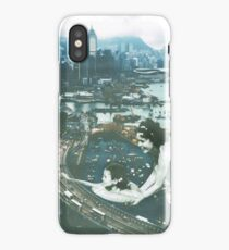 Learning how to swim  iPhone Case/Skin