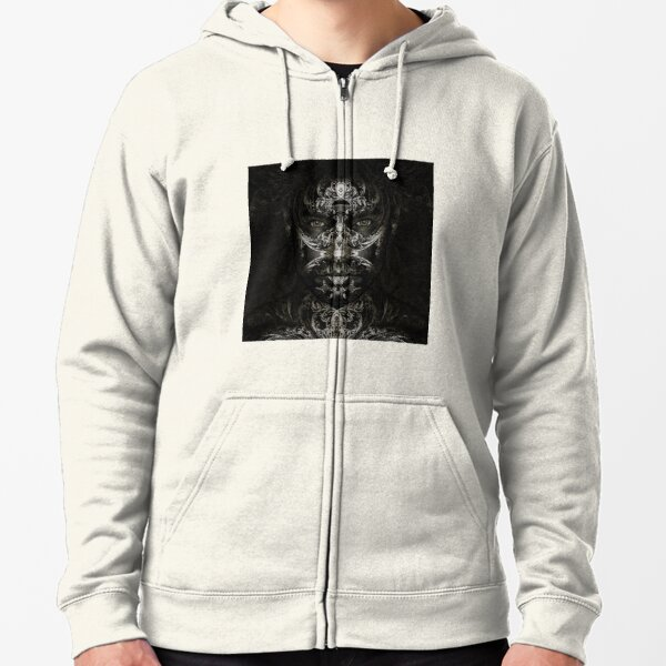 Marco | Rococo Zipped Hoodie