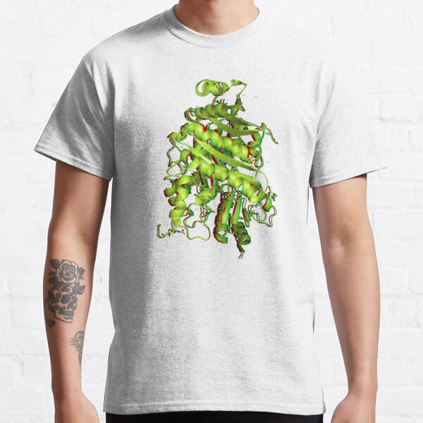 THC synthesizing enzyme Classic T-Shirt
