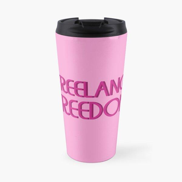 Freelance Freedom Travel Mug