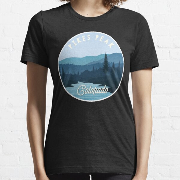 Pikes Peak, Colorado Essential T-Shirt