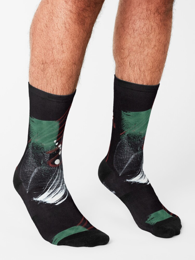 Alternate view of Searching Socks