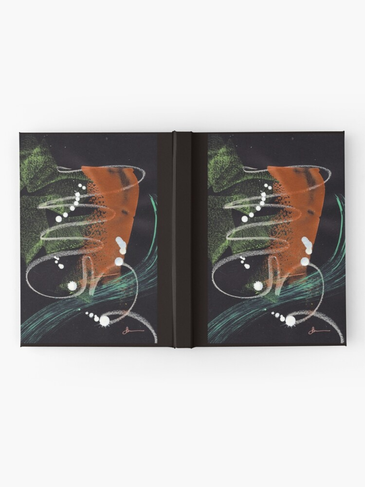Alternate view of Expressing Hardcover Journal